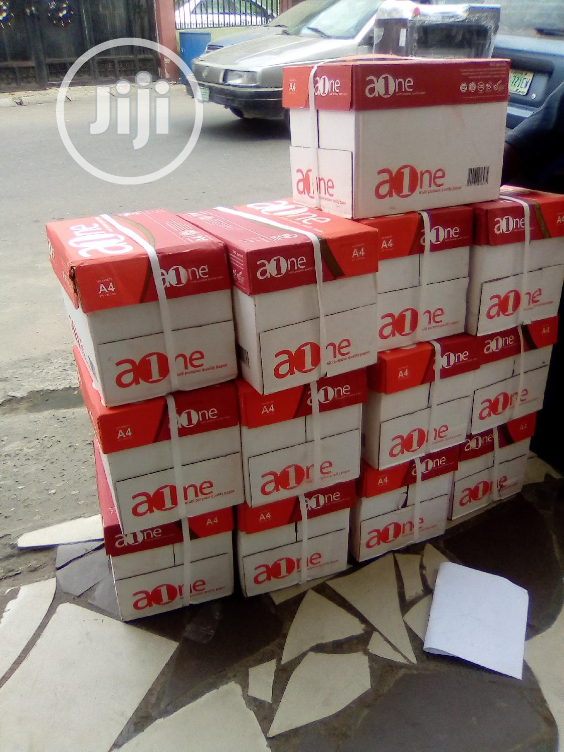 Archive: A4 Printing Paper 70 GSM