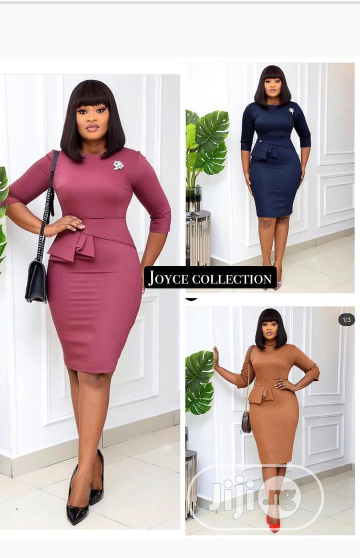 Classic Ladies Dress XL | Clothing for sale in Amuwo-Odofin, Lagos State, Nigeria
