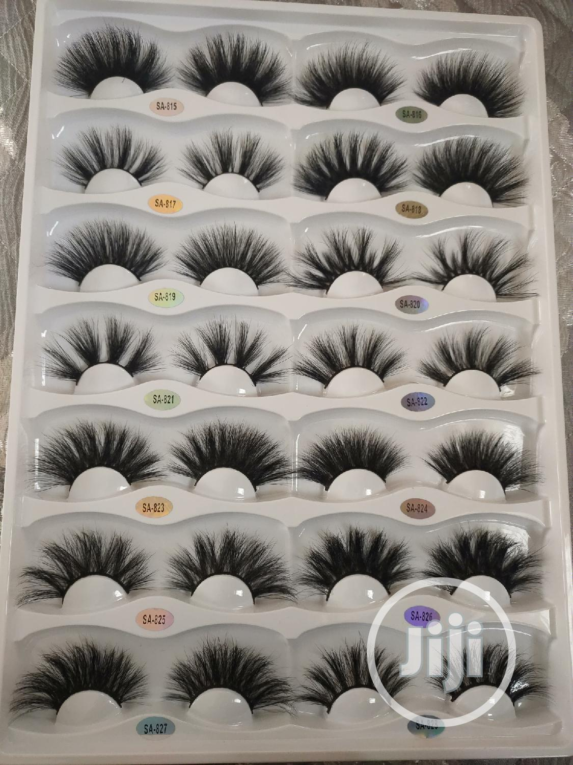 Archive: 3D And 5D Mink Lashes