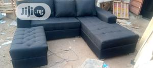 6seater Lshape Chair   Furniture for sale in Lagos State, Agege