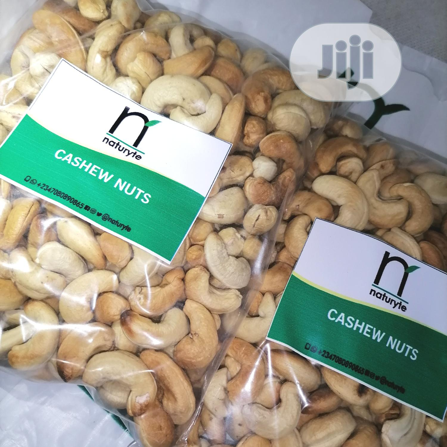 Archive: Cashew Nuts 400G