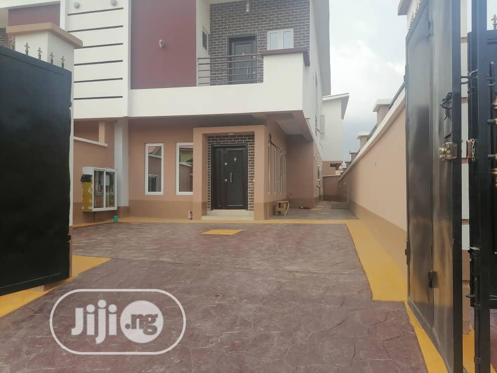 Archive: Exquisitely Finished 4 Bedroom Duplex In Magodo Phase 1
