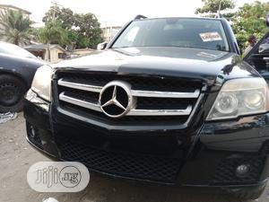 Mercedes-Benz GLK-Class 2012 350 4MATIC Black   Cars for sale in Lagos State, Amuwo-Odofin