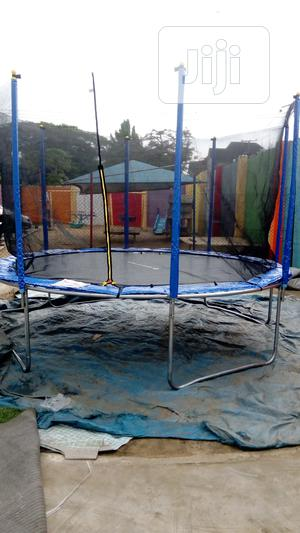 12fit Trampoline Bouncer   Sports Equipment for sale in Lagos State, Surulere