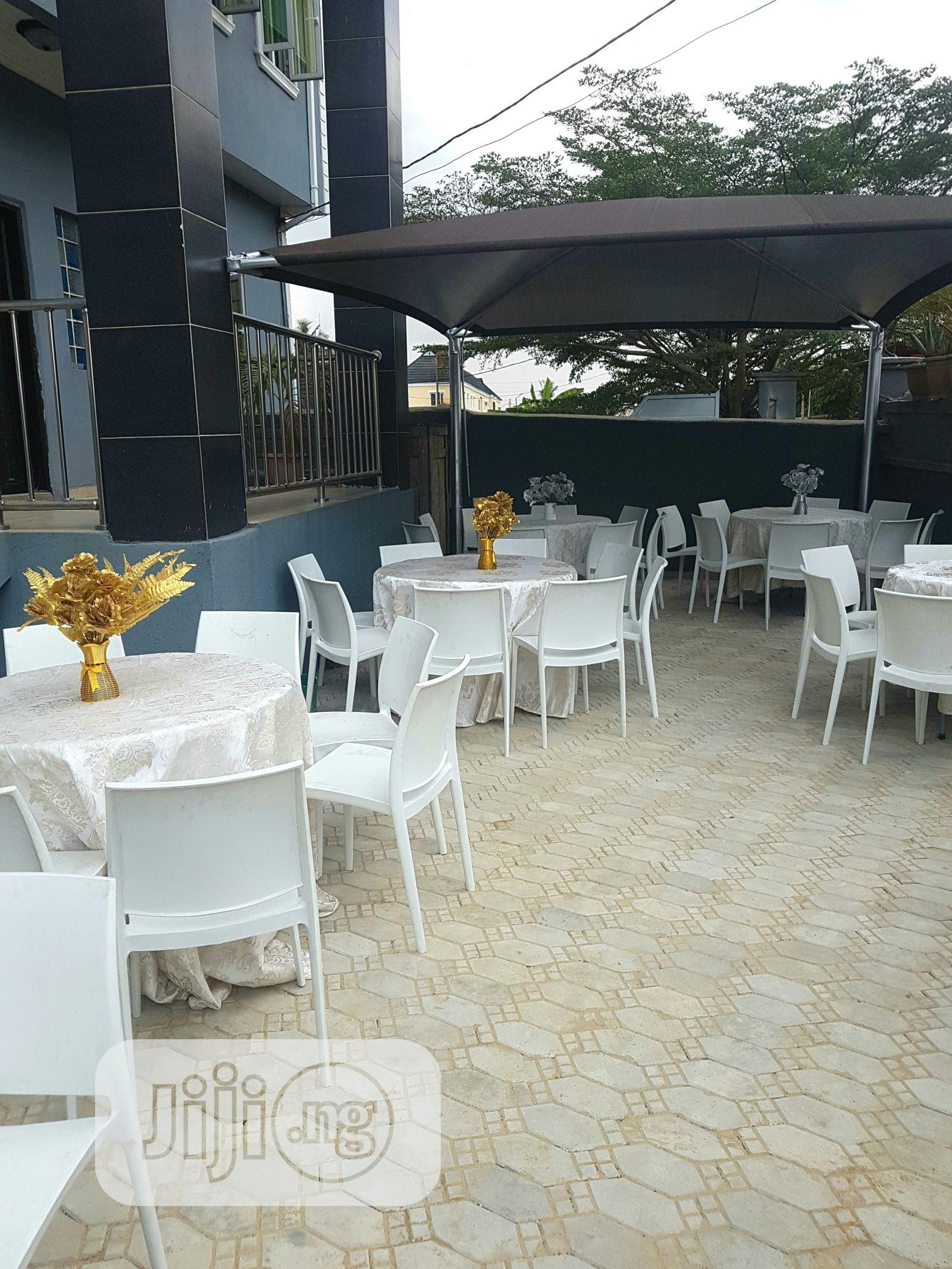 Party Rentals Services Within Gbagada