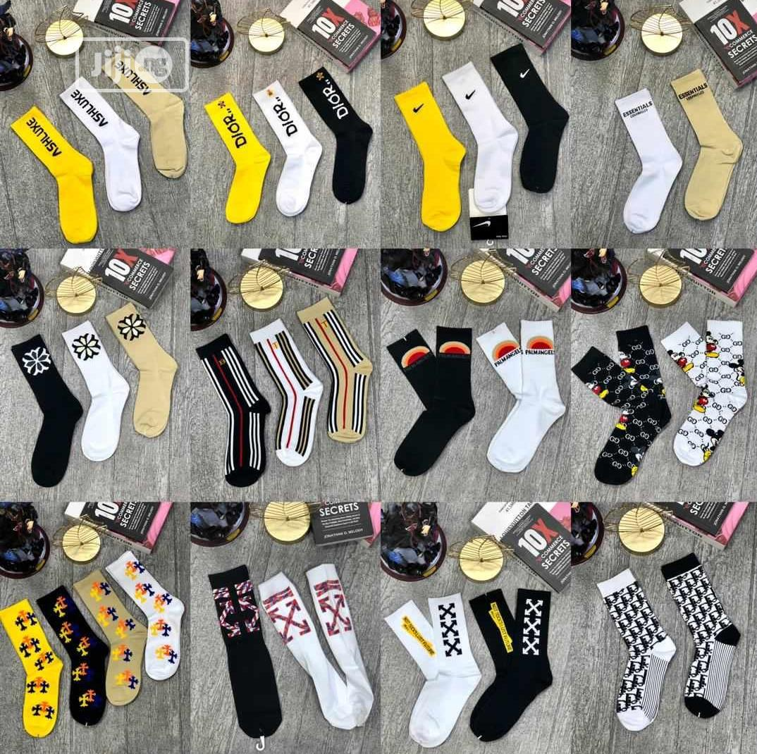 Designers Authentic Socks New