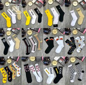 Designers Authentic Socks New   Clothing Accessories for sale in Lagos State, Lagos Island (Eko)