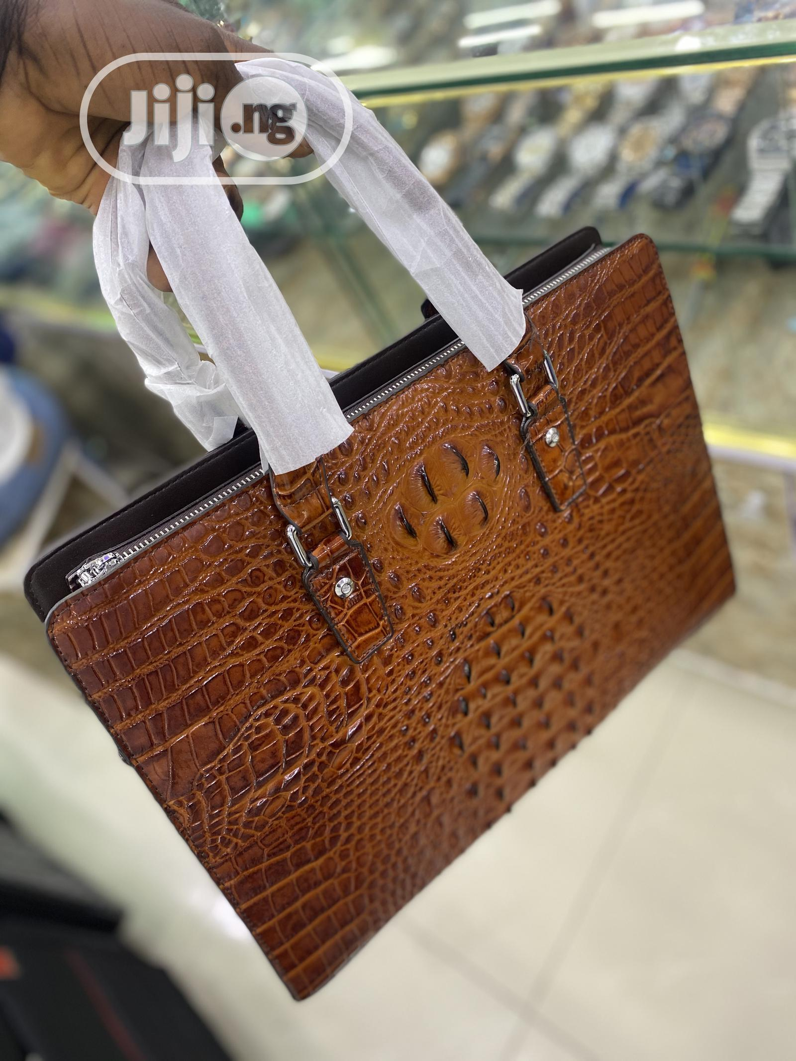 Leather Bag | Bags for sale in Surulere, Lagos State, Nigeria