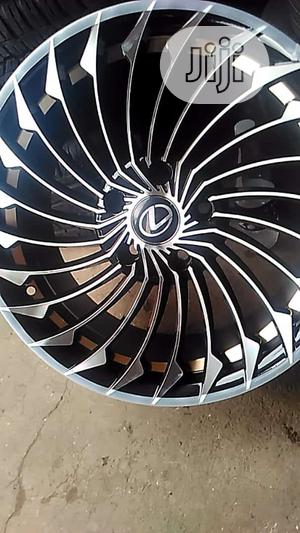 17 Rim for Lexus ES 350 | Vehicle Parts & Accessories for sale in Lagos State, Mushin