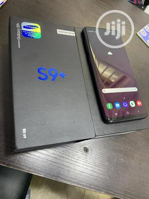 Samsung Galaxy S9 Plus 64 GB Black   Mobile Phones for sale in Lagos State, Ikeja