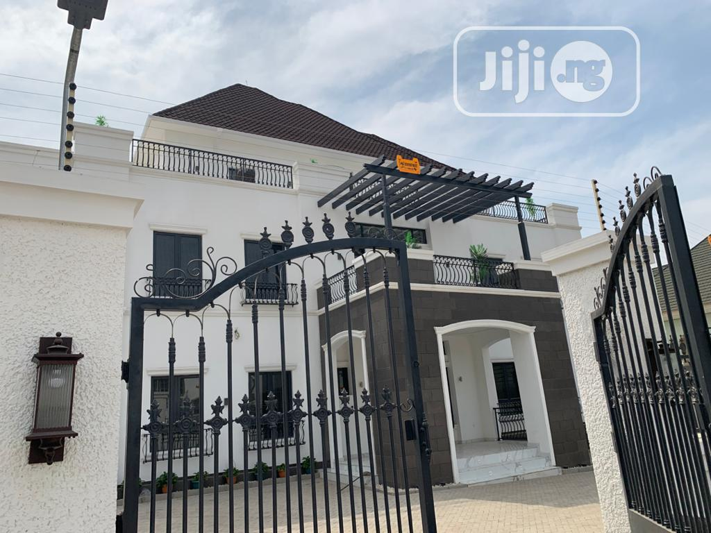 Brand New 7bedrooms Mansion With BQ And Swimming Pool