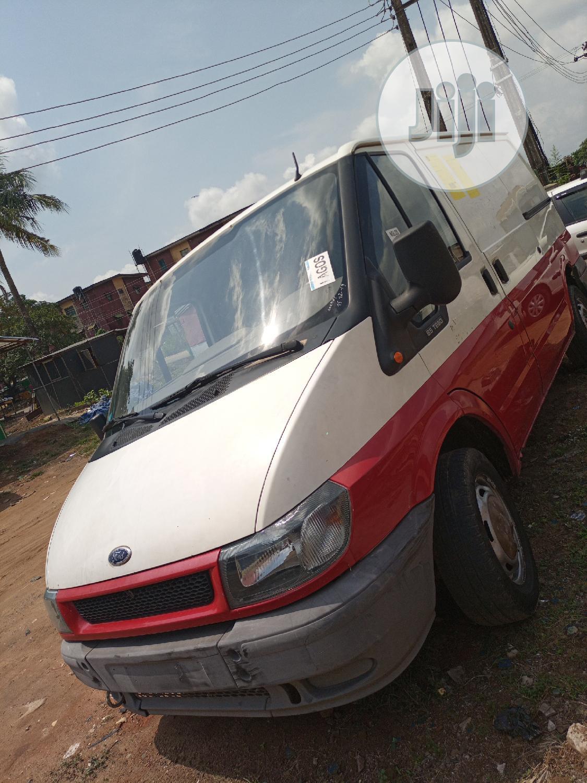 Ford Transit 2005 White
