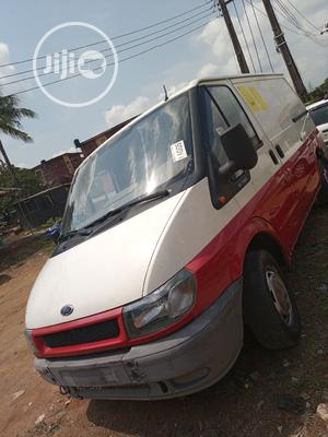 Ford Transit 2005 White   Buses & Microbuses for sale in Lagos State, Isolo