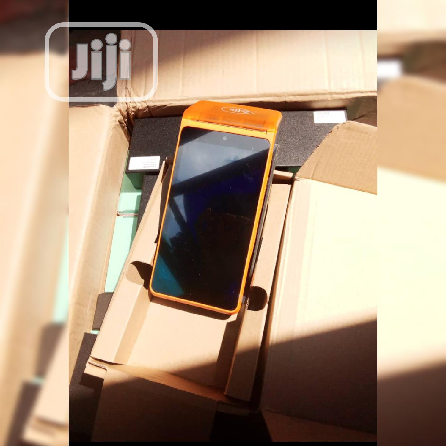 Archive: Android Pos Terminal With Thermal Printer Pos System