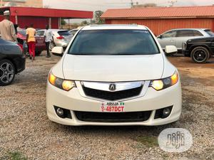 Acura TSX 2009 Automatic White   Cars for sale in Abuja (FCT) State, Jahi