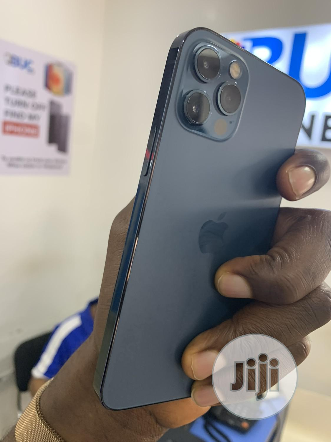 Apple iPhone 12 Pro 128GB Blue   Mobile Phones for sale in Owerri, Imo State, Nigeria