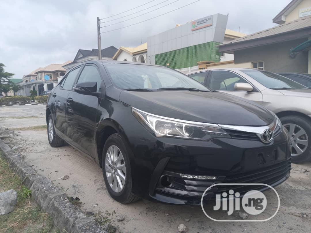 Toyota Corolla 2017/2018 For Hire