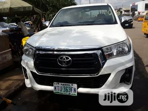 Toyota Hilux 2019 Rugged X 4x4 White | Cars for sale in Lagos State, Amuwo-Odofin