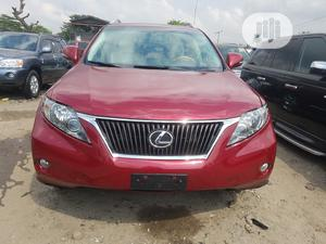 Lexus RX 2013 350 AWD Red | Cars for sale in Lagos State, Apapa