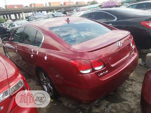 Lexus GS 2009 Red   Cars for sale in Lagos State, Apapa