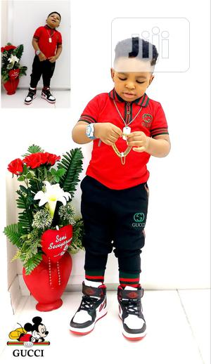 Gucci Baby Clothes Set (Children Up to 16 Years) | Children's Clothing for sale in Lagos State, Ipaja