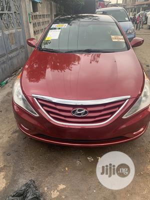 Hyundai Sonata 2011 Red | Cars for sale in Lagos State, Ikeja