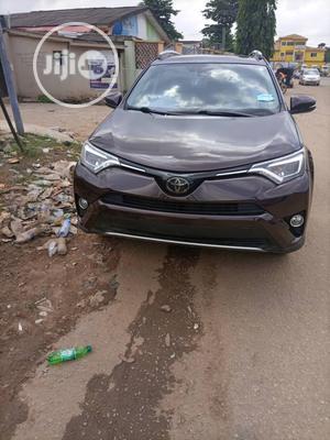 Toyota RAV4 2017 Brown   Cars for sale in Lagos State, Ikeja