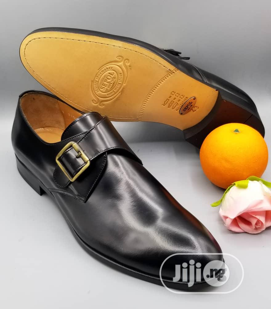 High Quality Sepol Italian Shoe