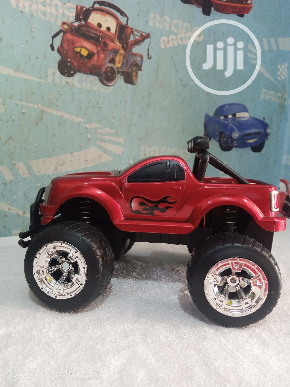 Tokunbo Toy Car