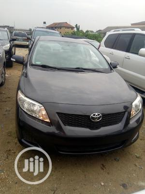 Toyota Corolla 2010 Gray   Cars for sale in Rivers State, Port-Harcourt