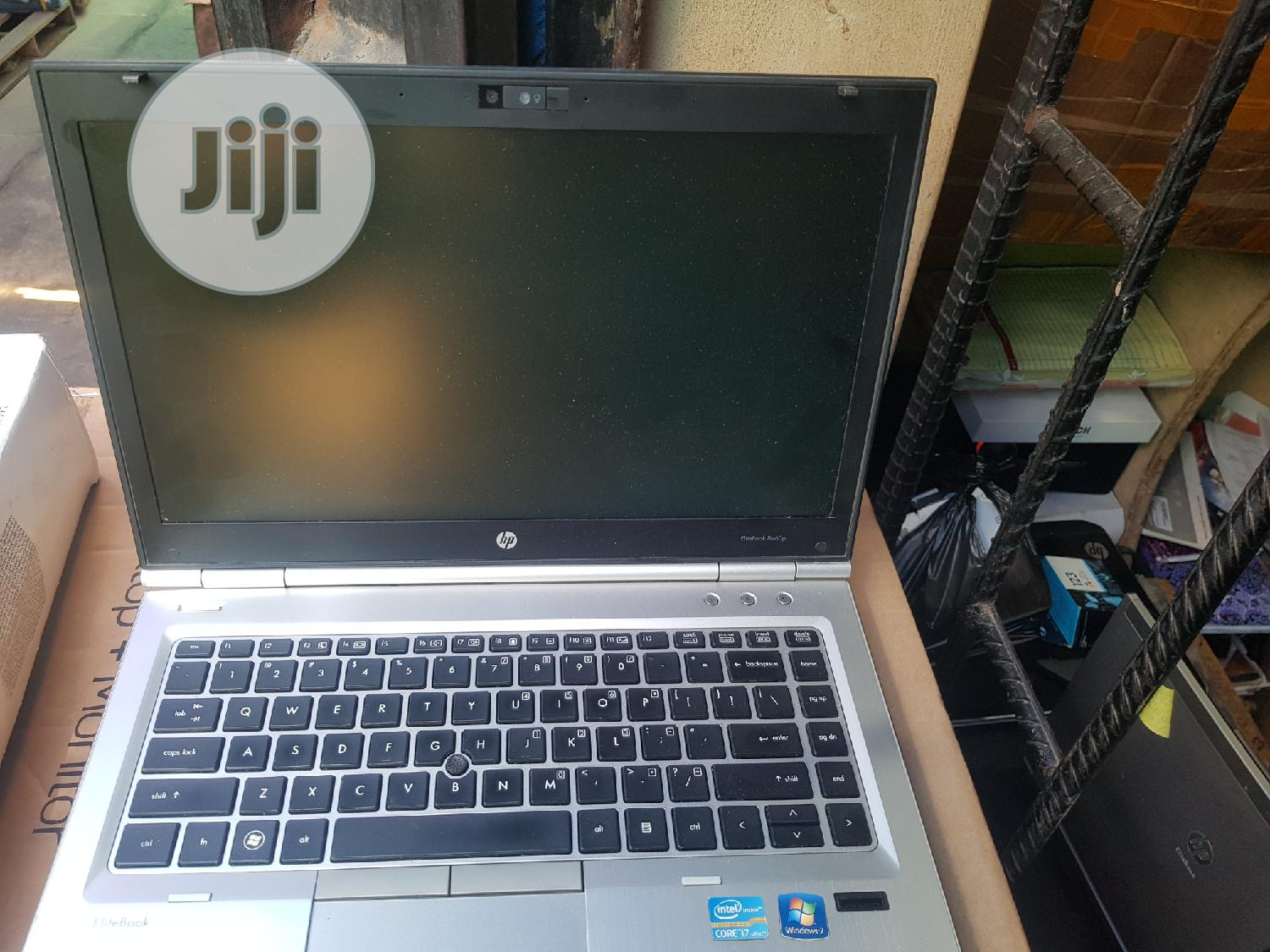 Laptop HP EliteBook 8460P 4GB Intel Core i7 HDD 500GB | Laptops & Computers for sale in Lekki, Lagos State, Nigeria