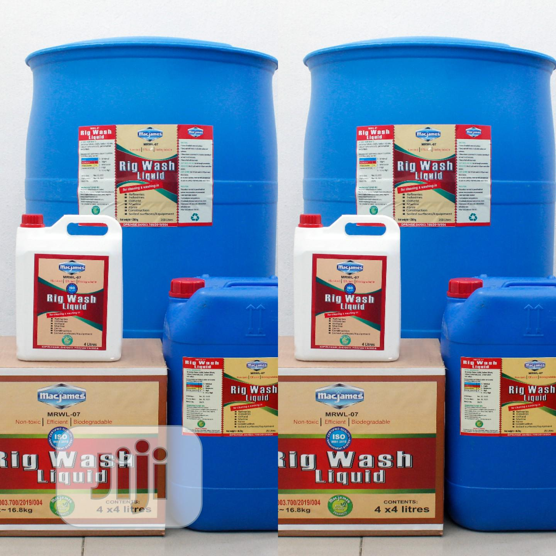 Industrial Liquid Wash (Rig Wash)