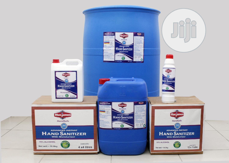 Hand Sanitizer / Disinfectant