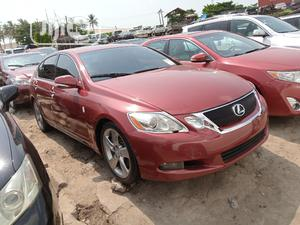 Lexus GS 2009 Red | Cars for sale in Lagos State, Amuwo-Odofin