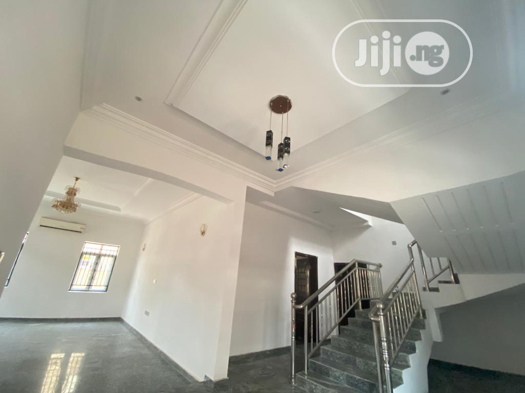 Five Bedrooms Detached Duplex