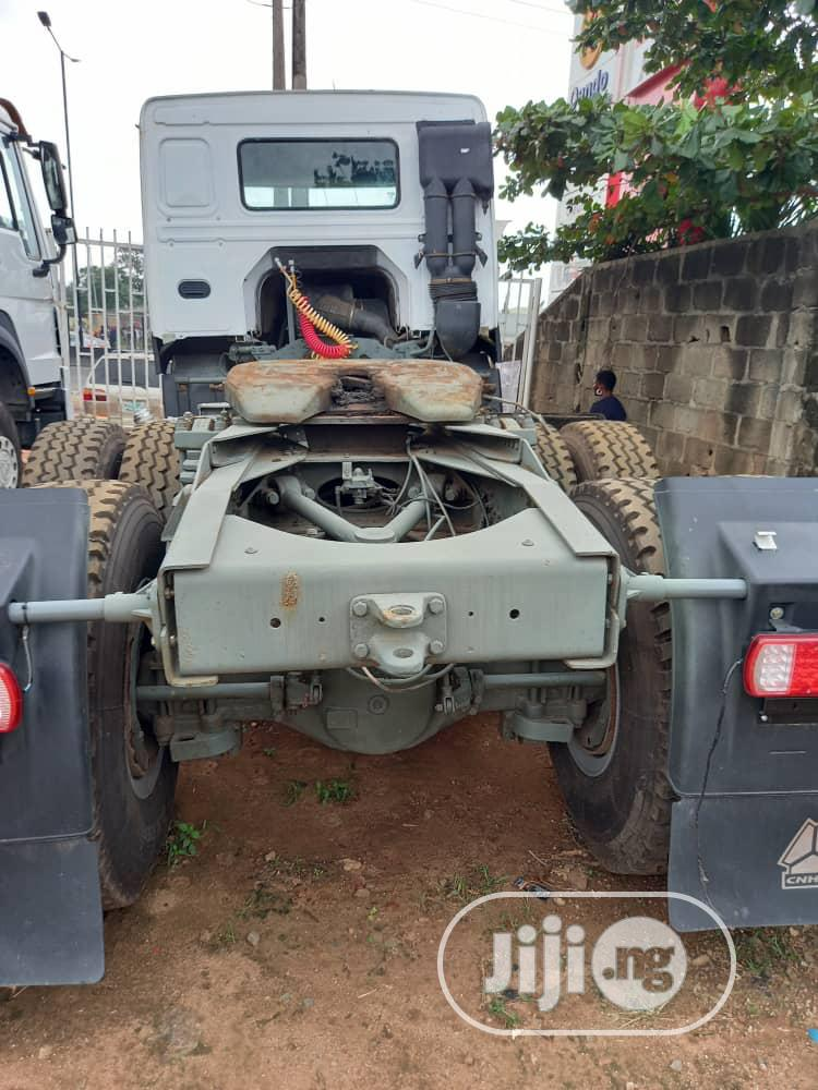 HOWO Tractor Head Truck | Heavy Equipment for sale in Apapa, Lagos State, Nigeria