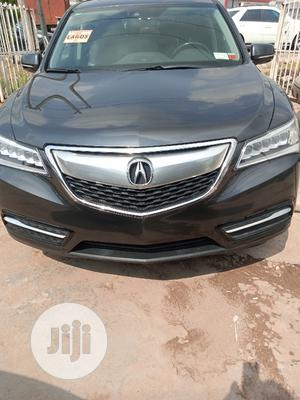 Acura MDX 2015 Gray | Cars for sale in Lagos State, Ikeja