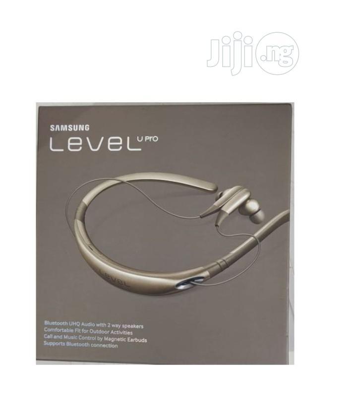 Archive: Samsung Level U PRO Wireless Bluetooth Stereo Headset To