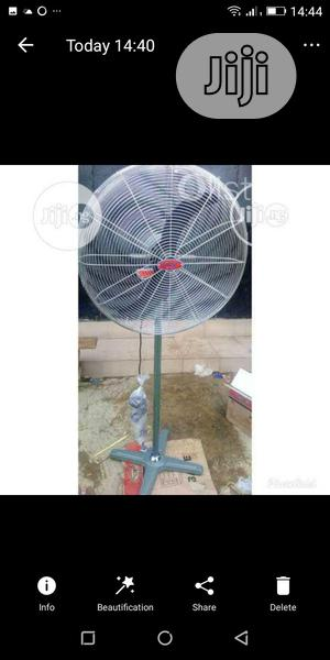 """26"""" Inches OX Industrial Standing Fan 