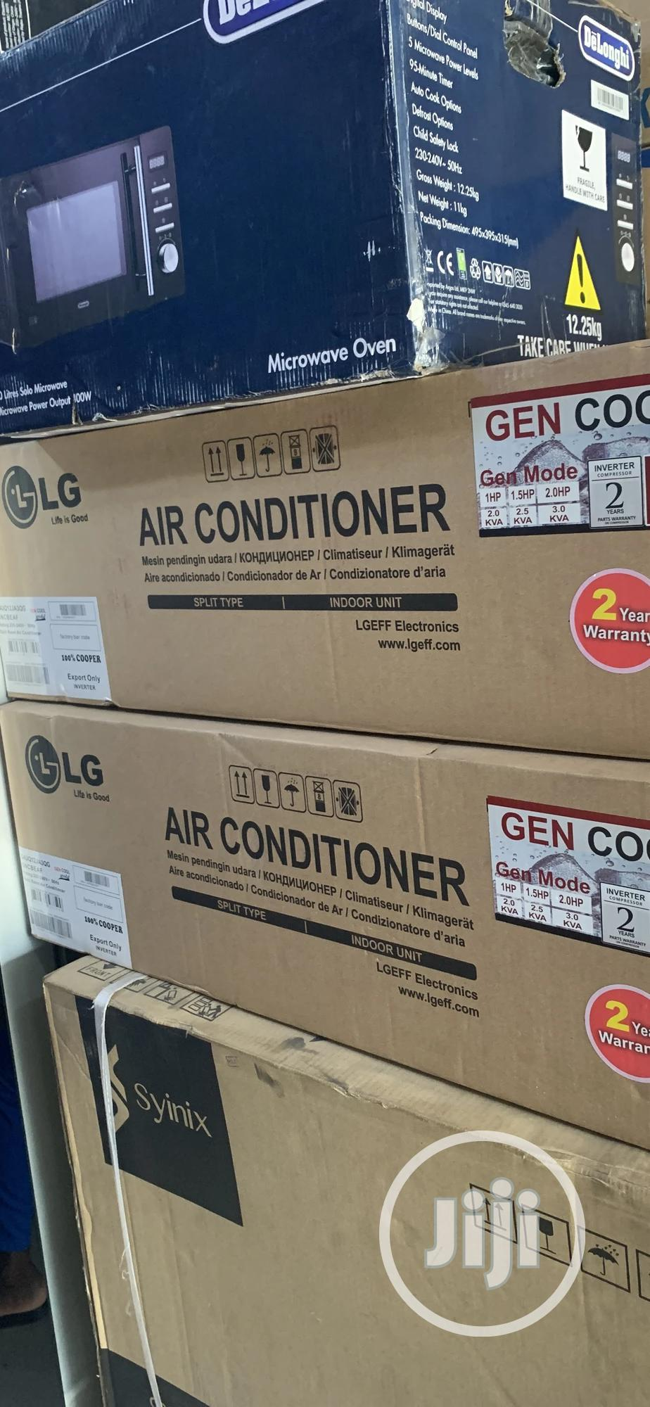 LG Air Conditioner 1.5hp   Home Appliances for sale in Ojo, Lagos State, Nigeria