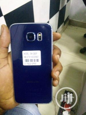 Samsung Galaxy S6 32 GB Blue   Mobile Phones for sale in Lagos State, Ikeja