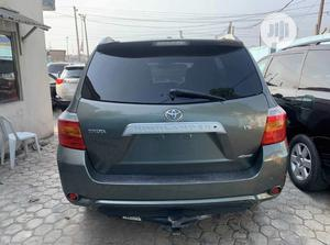 Toyota Highlander 2009 Limited 4x4 Green | Cars for sale in Lagos State, Ikeja