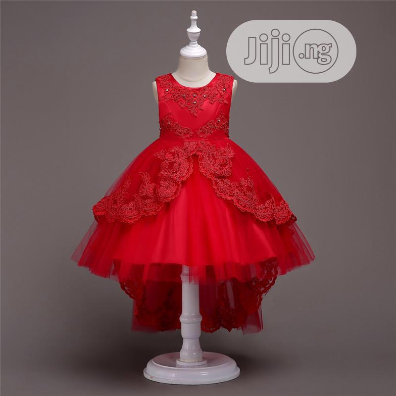 Cute Children Ball Gown Upto 7 Years Size