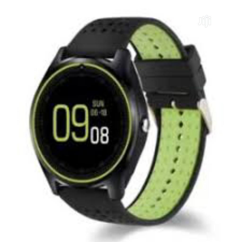 Archive: Oraimo Fitband Tempo OSW 10 SMART WATCH/FITNESS TRACKER