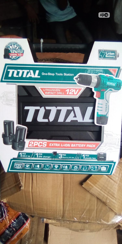 12v Total Screw Machine | Electrical Hand Tools for sale in Lagos Island (Eko), Lagos State, Nigeria