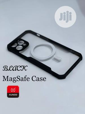 Shockproof Clear Case With Magsafe iPhone 12 Pro/Max   Accessories for Mobile Phones & Tablets for sale in Lagos State, Ikeja