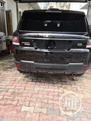 Land Rover Range Rover Sport 2015 Black | Cars for sale in Lagos State, Ikeja