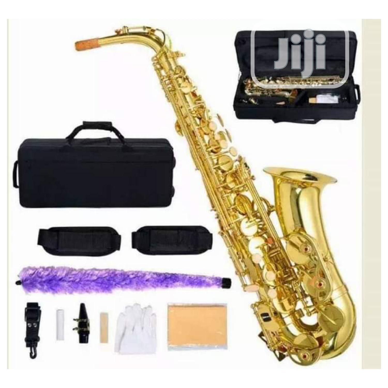 Professional Alto Saxophone