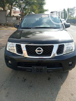 Nissan Pathfinder 2009 SE 4x4 Black | Cars for sale in Lagos State, Abule Egba