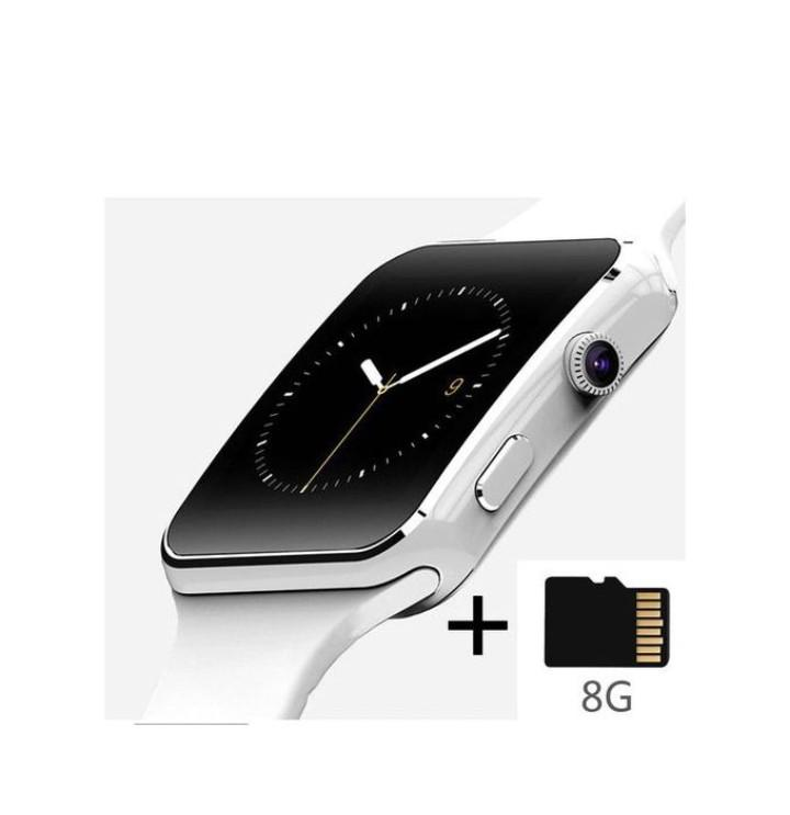 X6 Smart Watch Phone With Sim Slot